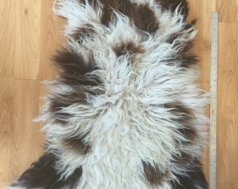 Anna's Beautiful Soft Jacob Sheep hide