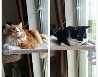 Premier Prints - Curious Cats Window Perch