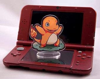 Pokemon acrylic stand - Charmander