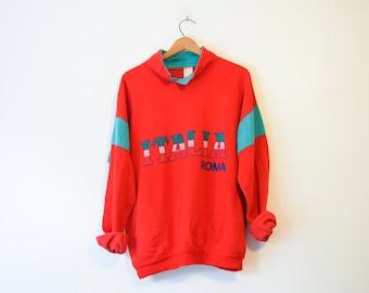 Vintage Italia Roma Sweatshirt