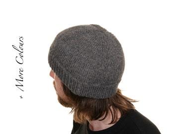 A Bloke's Beanie  Mens Hat  Mens Beanie  Man's Beanie  Man's Hat Toque