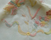 1 Vintage Hanky Good Vintage Condition #2975