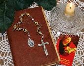 Unbreakable Catholic Chaplet of St. John the Evangelist and Apostle - Patron Saint of Friendships