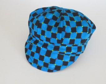 Small Newborn Newsboy Preemie Hat