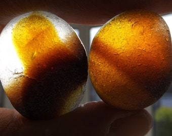 Large Seaham Multis - Beautiful English Sea Glass - Free Shipping (5141)