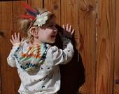 Custom Baby Sweatsuit Aztec, Baby Hoodie, Baby Leggings, Tribal Aztec, Modern Baby Gender Neutral Clothing