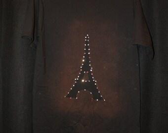 Adult Black/Brown Short Sleeved T-Shirt