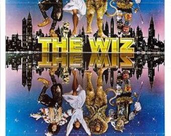 The Wiz vinyl record - Original - Original Motion Picture - Vintage album in NM- Condition