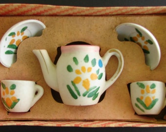 Small Tea Set made in Japan