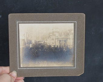 Antique Sepia Photo | Vintage Photograph | Landscape Photo