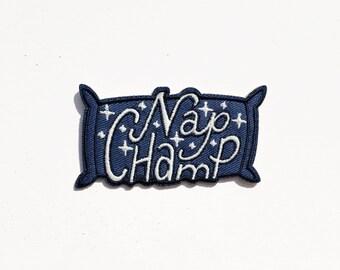 Nap Champ Patch