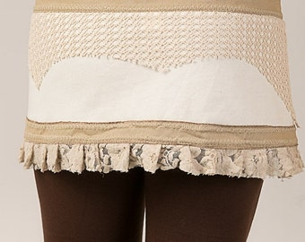 February Sale 20% Off Funky Wrap Around Pixie Skirt