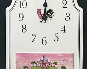 Villeroy & Boch DESIGN NAIF Clock,