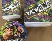 Lot of Old New Stock WCW/NWO Wrestling Party Supplies