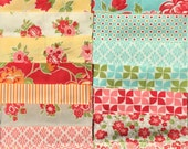 Marmalade Bonnie & Camille moda fabric 17 FQ* set OOP HTF Please Read