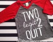 2 LEGIT 2 quit shirt 2nd birthday shirt two legit to quit two legit birthday kids hipster hip shirt kids 2 legit shirt 2 legit birthday