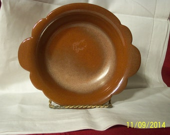 FrankomaPottery Satin Brown