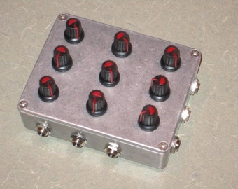3 x 3 Matrix Mixer / Sound Design ( pre order )