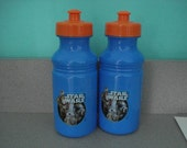 Kids Star Wars PBA FREE water bottles with Pop up SPOUT personalized for free great for party favors