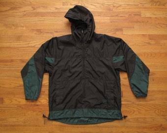 mens vintage Nike ACG half zip anorak jacket