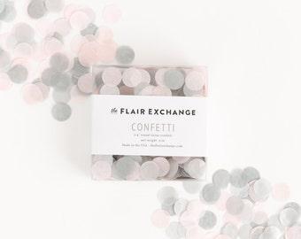 Hand-Cut Confetti - Pink Quartz