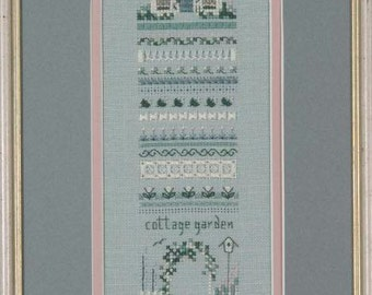 Victoria Sampler Cottage Garden - Thea Dueck - Chart 26 - Cross Stitch Chart and Accessory Pack