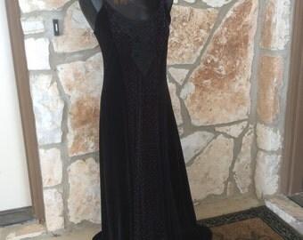 Vintage cykxtees Maxi Dress