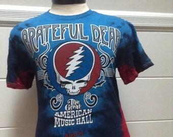 SALE Vintage Grateful Dead Concert Tshirt