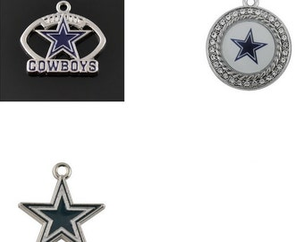 Dallas Cowboys Charm