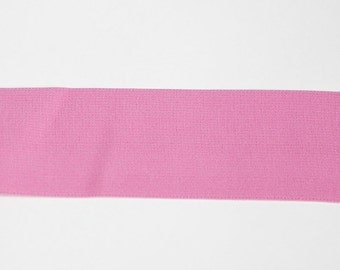 Summer Clearance 2 Inch Waistband Elastic in Hot Pink from Riley Blake