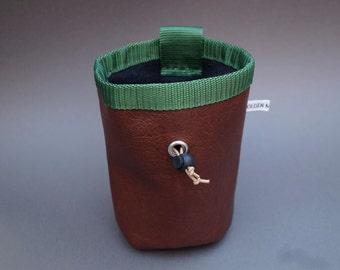 Brown CANYON chalk bag