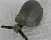 Robot Snail Assemblage-Found Object Junk Art