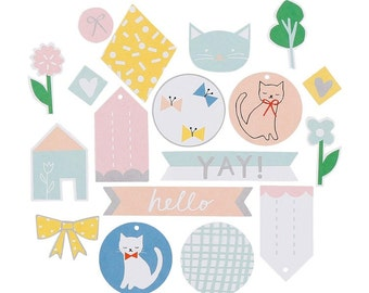 Studio Calico | Young At Heart | Die Cut Pack