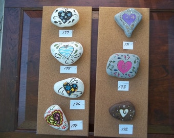 The Heart Collection! 8.00 each