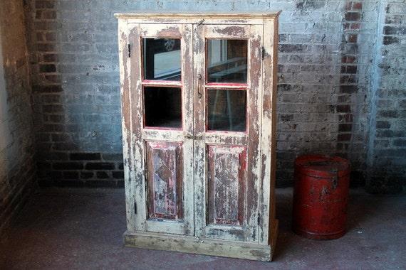 Holiday50 sale bar cabinet salvaged indian furniture kitchen - Vintage kitchen cabinets salvage ...