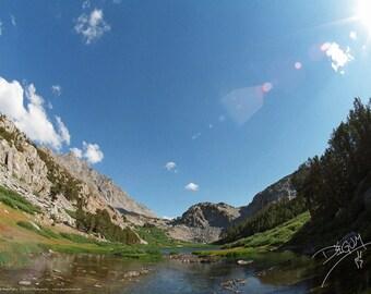 High Sierra Valley