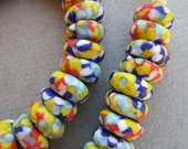 Mixed Color Glass Beads