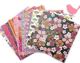 Origami paper 15 pieces- 8