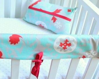 Ready to ship! Pillow & Rail cover set Suzani Harmony