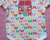 Splitscreen Campervan Baby Vest
