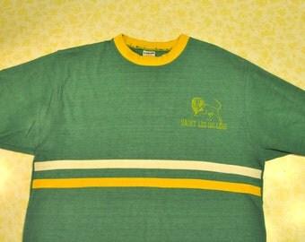 "1970's Vintage ""St. Leo College"" T-Shirt"
