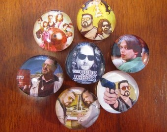 The Big Lebowski Magnets