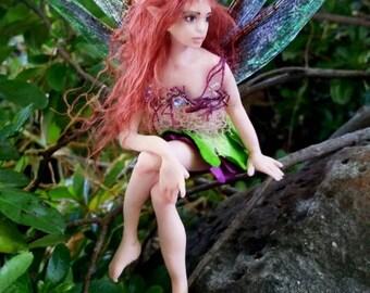 Ooak fairy Aiyana