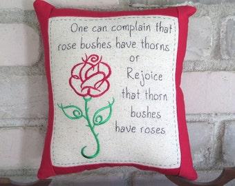 Rejoice Pillow