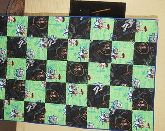 Toy Story Toddler Size Quilt