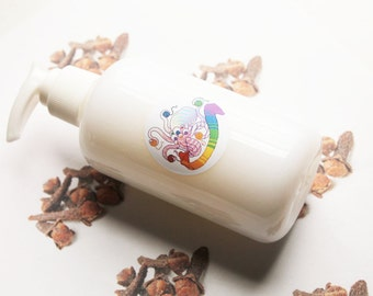 Clove Liquid Soap - Homemade Soap - Vegan Soap - Body Wash - Glycerin Soap - Hand Soap