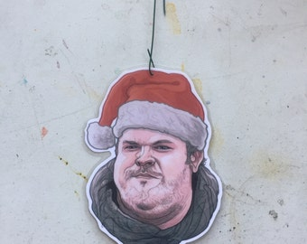 HODOR Game of Thrones Christmas Ornament