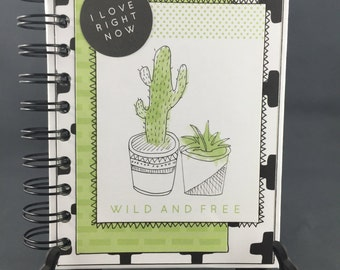 Small notebook for desk or handbag