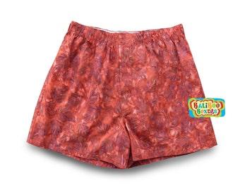 Boxer Shorts, Mens Gift Boxers, Batik Cotton Underwear, Mens Boxers, Birthday Boxer Short, Birthday Gift
