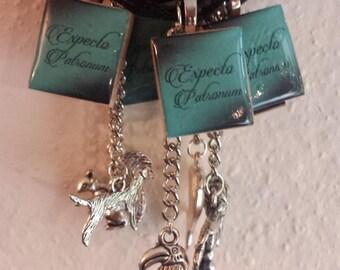 Mystery patronum necklace!